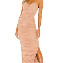 ELLIATT X REVOLVE Pippa Dress in Nude from Revolve.com | Revolve Clothing (Global)