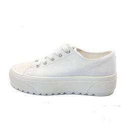Classic Canvas Kicks - White | Shop BURU