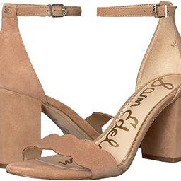 Odila Ankle Strap Sandal Heel   Zappos