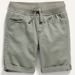 Karate Built-In Tough Rib-Waist Twill Shorts for Toddler Boys   Old Navy (US)
