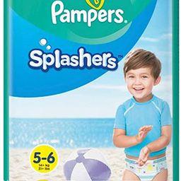 Pampers Splashers Swim Diapers Disposable Swim Pants, Large (> 31 lb), 10 Count | Amazon (US)