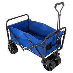 Collapsible All Terrain Utility Wagon by Pure Garden   QVC
