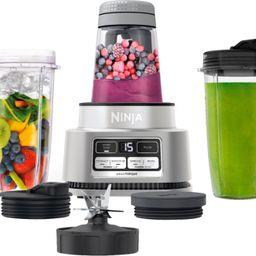 Ninja Foodi® Smoothie Bowl Maker and Nutrient Extractor* 1200WP smartTORQUE™ 4 Auto-iQ® Prese... | Best Buy U.S.