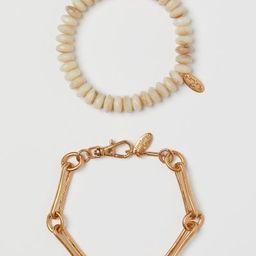 2-pack Bracelets | H&M (US)