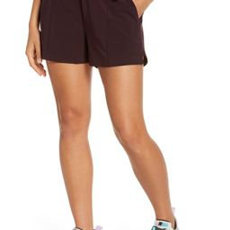 Taylor Getaway High Waist Recycled Polyester Shorts | Nordstrom