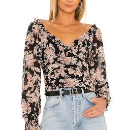 Floral Tops | Revolve Clothing (Global)