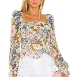 Puff Sleeve Tops   Revolve Clothing (Global)