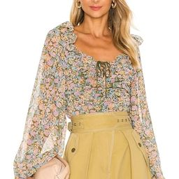 summer blouses | Revolve Clothing (Global)