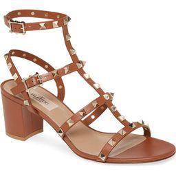 Rockstud Block Heel Sandal | Nordstrom