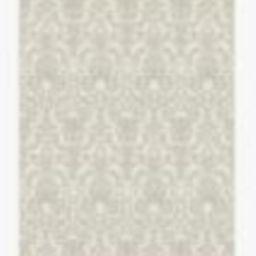 Mickey Damask Light Grey Rug | Ruggable