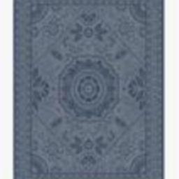 Almana Cobalt Blue Rug | Ruggable