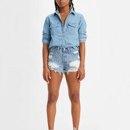 501® Original Womens Shorts   LEVI'S (US)