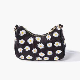 Daisy Print Shoulder Bag | Forever 21 (US)