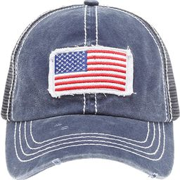MIRMARU Women's Baseball Caps Distressed Vintage Patch Washed Cotton Low Profile Embroidered Me... | Amazon (US)