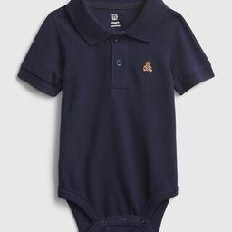 Baby Polo Bodysuit | Gap (US)