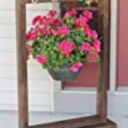 Front porch decor.outdoor decor.outdoor planters.patio decor.front door decor.outdoor garden decorat | Amazon (US)