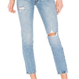 Bellissimo ,per amanti dei jeans,questo e' un pezzo da non far mancare nella tua guardaroba | Revolve Clothing (Global)