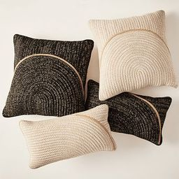 Woven Arches Indoor/Outdoor Pillow | West Elm (US)