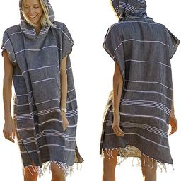 Lost & Leisure Surf Poncho - Soft & Comfy Cotton Changing Ponchos - Made with Lightweight & Versa... | Amazon (US)