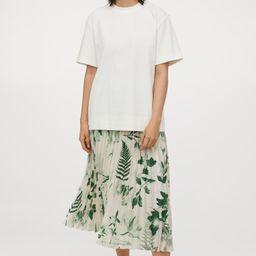 Pleated Skirt | H&M (US)