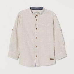 Henley Shirt   H&M (US)