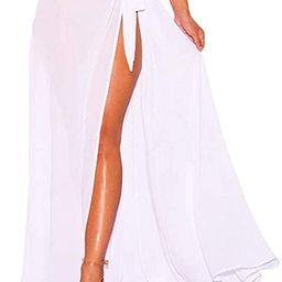 LIENRIDY Women's Swimsuit Cover Up Summer Beach Wrap Skirt Swimwear Bikini Cover-ups | Amazon (US)