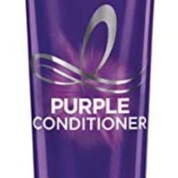 L'Oreal Paris Elvive Color Vibrancy Anti-Brassiness Purple Conditioner for Color Treated Hair, ne... | Amazon (US)