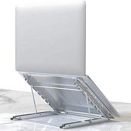 Laptop Stand, Tablet Laptop Holder Stand Foldable Ventilated Adjustable Laptop Computer Holder De...   Amazon (US)