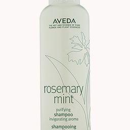 rosemary mint purifying shampoo | Aveda (US)