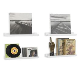 Artoria Harriet Bee 1.6'' H X 17'' W Floating Shelf Kids Bookcase (Set of 4) | Wayfair North America