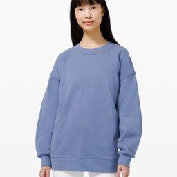 Perfectly Oversized Crew | Women's Shirts | lululemon | Lululemon (US)