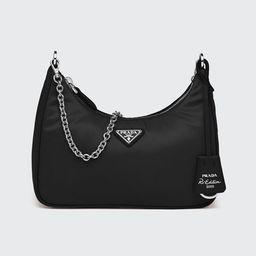 Prada Re-Edition 2005 Nylon Chain Shoulder Bag   Bergdorf Goodman