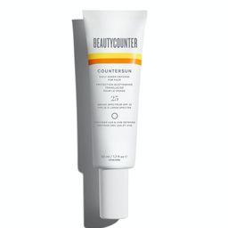 Countersun Daily Sheer Defense For Face – SPF 25 | Beautycounter.com