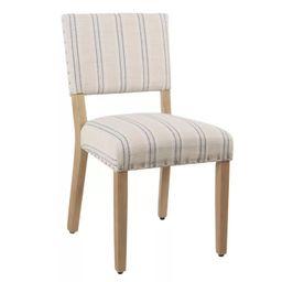 Set of 2 Upholstered Open Back Dining Chair - HomePop | Target