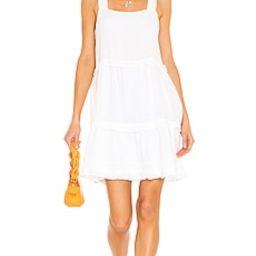 Rails Sandy Dress in White from Revolve.com | Revolve Clothing (Global)