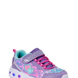 Athletic Works Light up Athletic Sneaker (Little Girls & Big Girls) | Walmart (US)