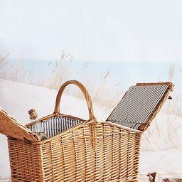 Al Fresco Picnic Basket | Anthropologie (US)