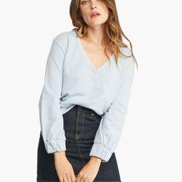 Tracy Wrap Sweatshirt | Live Fashionable