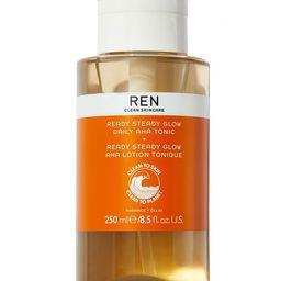 REN CLEAN SKINCARE   Ready Steady Glow Daily AHA Tonic   Cult Beauty (Global)