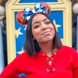 Sorcerer Mickey sequin Mickey ears | Etsy (US)