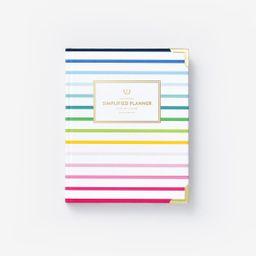 Thin Happy Stripe   Emily Ley Paper, Inc.