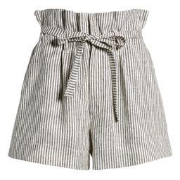 Theodore Paperbag Waist Shorts | Nordstrom