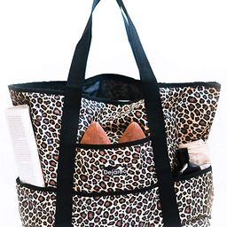 Dejaroo Water-Resistant Weekend Overnight Bag - Beach/Toy Tote Bag - Large Lightweight Market, Gr... | Amazon (US)
