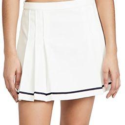 Tech Twill Pleat Tennis Skirt | Shopbop
