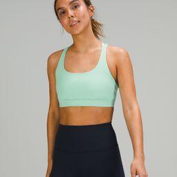 Energy Bra *Medium Support, B–D Cup | Yoga Bras | lululemon | Lululemon (US)