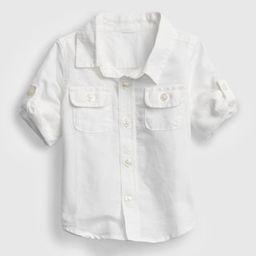 Baby Linen Shirt | Gap (US)