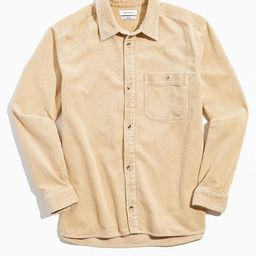 UO Big Corduroy Work Shirt   Urban Outfitters (US and RoW)
