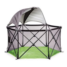 Summer Pop 'n Play Ultimate Playard, Green –Play Pen with Removable Canopy for Indoor and Out...   Walmart (US)