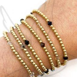 Bracelet| 4mm Swarovski Crystal | The Callaway Collection