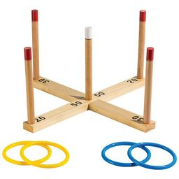 Franklin Sports Wooden Ring Toss Game | Kohl's